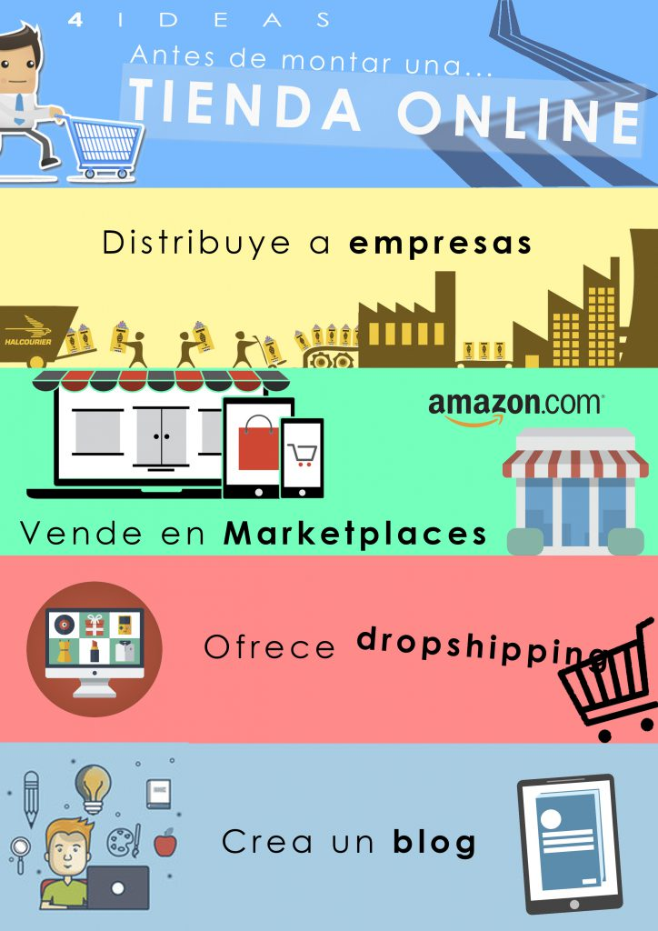Vender por internet sin ecommerce