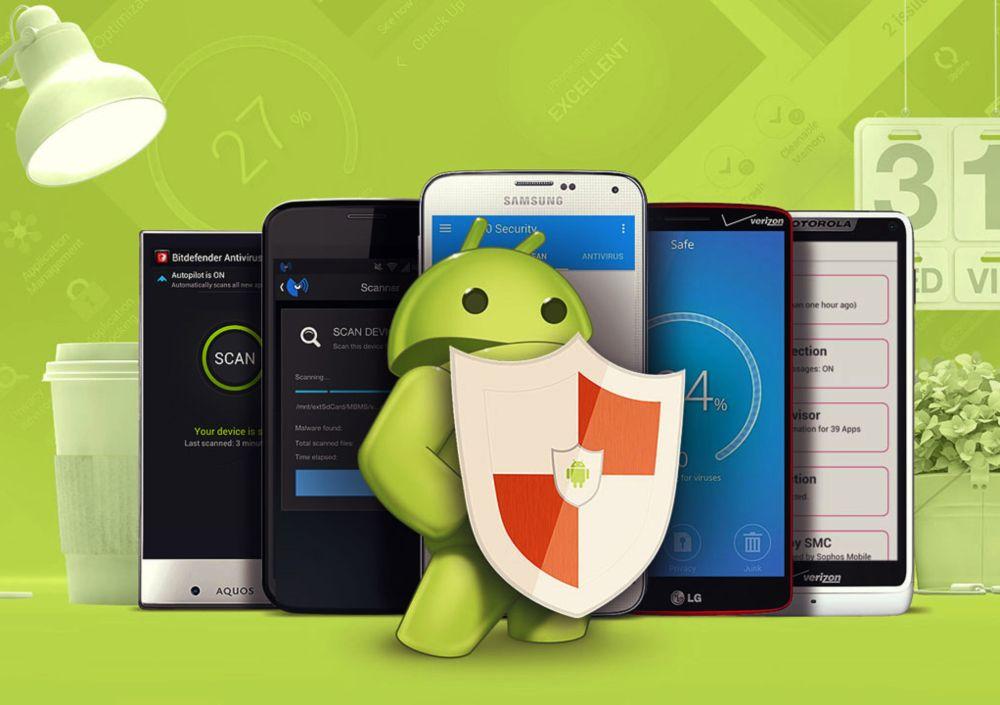 Los mejores antivirus para tu Android 8
