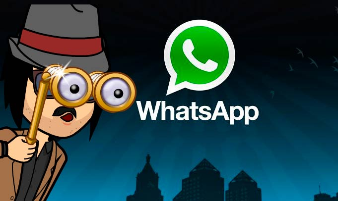 Cómo espiar la aplicación de Whatsapp 1