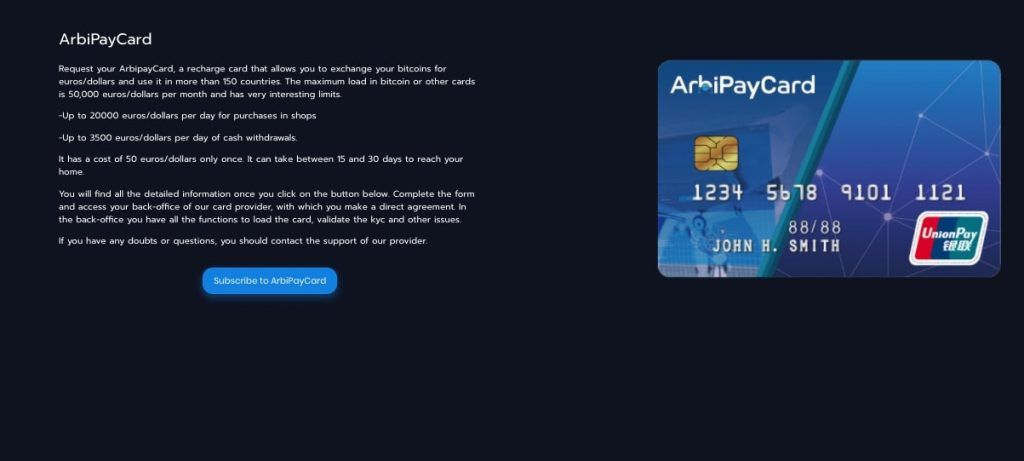 ArbiPaycard