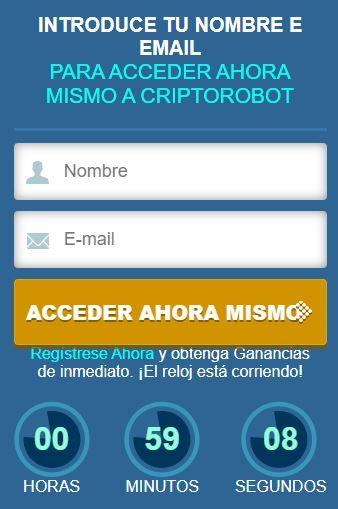 criptorobot-registro
