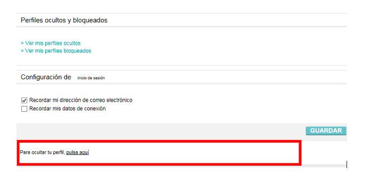Cómo eliminar tu cuenta de Meetic de forma definitiva 3
