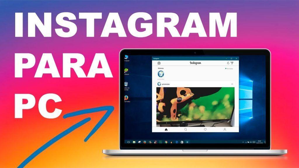 Cómo descargar Instagram en Windows 10 1